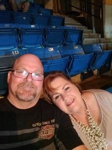 John attended Tim McGraw and Faith Hill - Soul2Soul World Tour - Legacy Arena on Apr 21st 2017 via VetTix