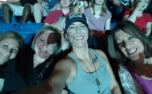 Nicole attended Tim McGraw and Faith Hill - Soul2Soul World Tour - Legacy Arena on Apr 21st 2017 via VetTix