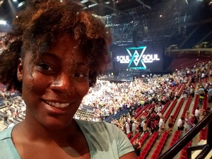 marya attended Tim McGraw and Faith Hill - Soul2Soul World Tour - Legacy Arena on Apr 21st 2017 via VetTix