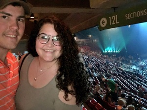 William attended Tim McGraw and Faith Hill - Soul2Soul World Tour - Legacy Arena on Apr 21st 2017 via VetTix