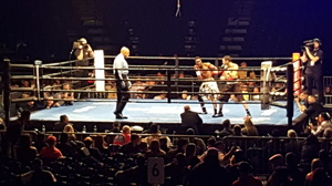 Ivan attended Kauffman vs. Mansour - Championship Boxing - Presented by Kings Promotions on Mar 17th 2017 via VetTix