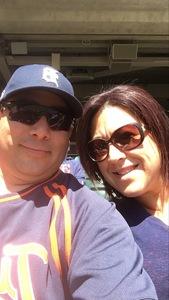 Jorge attended Minnesota Twins vs. Detroit Tigers - MLB on Apr 22nd 2017 via VetTix