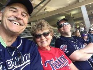 richard attended Minnesota Twins vs. Boston Red Sox - MLB on May 6th 2017 via VetTix