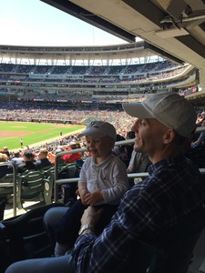 Robert attended Minnesota Twins vs. Boston Red Sox - MLB on May 6th 2017 via VetTix