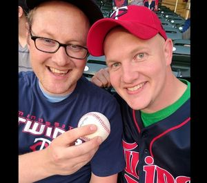 Luke attended Minnesota Twins vs. Tampa Bay Rays - MLB on May 26th 2017 via VetTix