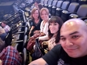 Hector attended Game of Thrones - Live Concert Experience on Mar 19th 2017 via VetTix