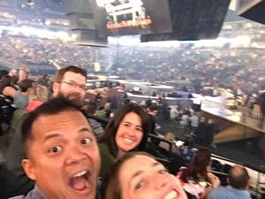 Joe attended Game of Thrones - Live Concert Experience on Mar 19th 2017 via VetTix