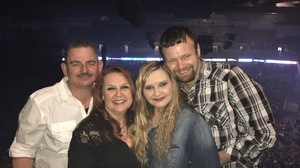 thomas attended Blake Shelton - Doing It to Country Songs Tour - Centurylink Center Omaha on Mar 18th 2017 via VetTix