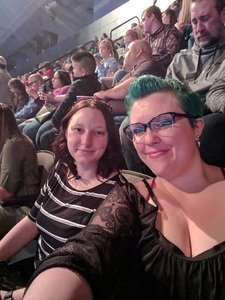 Wendy attended Blake Shelton - Doing It to Country Songs Tour - Centurylink Center Omaha on Mar 18th 2017 via VetTix