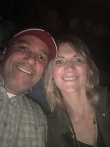 Denise attended Blake Shelton - Doing It to Country Songs Tour - Centurylink Center Omaha on Mar 18th 2017 via VetTix