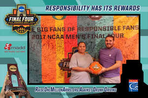 Feliz attended 2017 Final Four Fan Fest Presented by Capital One - Good for Any One Day on Mar 31st 2017 via VetTix