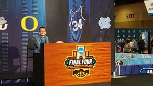 Melissa attended 2017 Final Four Fan Fest Presented by Capital One - Good for Any One Day on Mar 31st 2017 via VetTix