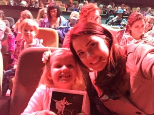 Rob attended Coppelia Performed by Continental Ballet - Sunday on Mar 19th 2017 via VetTix