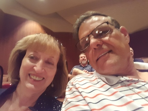Gary attended Stormy Weather: the Story of Lena Horne on Mar 25th 2017 via VetTix