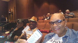 ULRIC attended Stormy Weather: the Story of Lena Horne on Mar 25th 2017 via VetTix