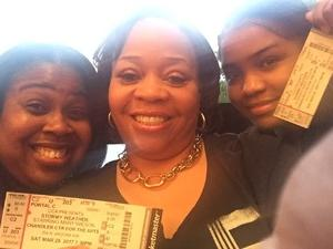 Rachael attended Stormy Weather: the Story of Lena Horne on Mar 25th 2017 via VetTix
