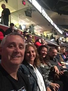 Lonnie attended Bon Jovi - This House Is Not for Sale Tour on Mar 19th 2017 via VetTix