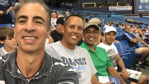 Miguel attended Tampa Bay Rays vs. Cleveland Indians - MLB on Aug 10th 2017 via VetTix