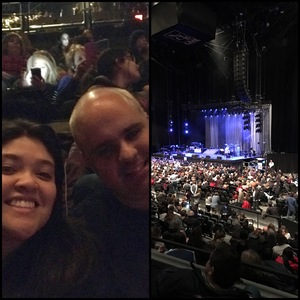 Juliet attended Idina Menzel - 2017 World Tour on Apr 7th 2017 via VetTix