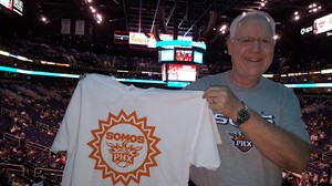 Skip attended Phoenix Suns vs. Los Angeles Clippers - NBA on Mar 30th 2017 via VetTix