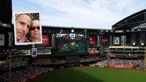James attended Arizona Diamondbacks vs. Cleveland Indians - MLB on Apr 9th 2017 via VetTix