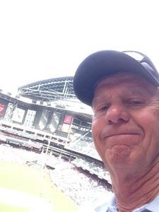 Michael attended Arizona Diamondbacks vs. Cleveland Indians - MLB on Apr 9th 2017 via VetTix
