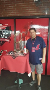 Jason attended Arizona Diamondbacks vs. Cleveland Indians - MLB on Apr 7th 2017 via VetTix