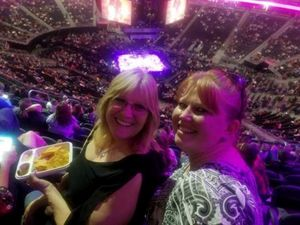 Linda attended George Strait - Strait to Vegas With Special Guest Cam - Saturday on Apr 8th 2017 via VetTix