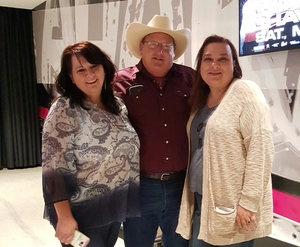 Kenneth attended George Strait - Strait to Vegas With Special Guest Cam - Saturday on Apr 8th 2017 via VetTix