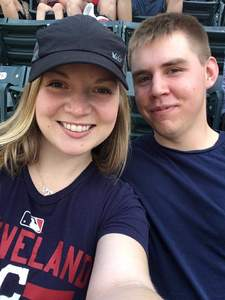 Cory attended Cleveland Indians vs. Seattle Mariners - MLB on Apr 30th 2017 via VetTix