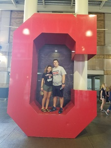 EDWARD attended Cleveland Indians vs. Seattle Mariners - MLB on Apr 30th 2017 via VetTix