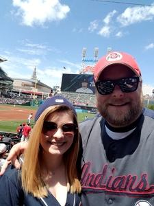 Craig attended Cleveland Indians vs. Seattle Mariners - MLB on Apr 30th 2017 via VetTix