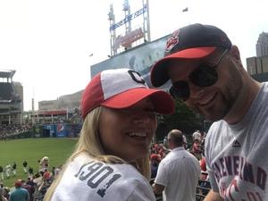 Michael attended Cleveland Indians vs. Kansas City Royals - MLB on May 28th 2017 via VetTix