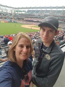 Ralph attended Cleveland Indians vs. Kansas City Royals - MLB on May 28th 2017 via VetTix