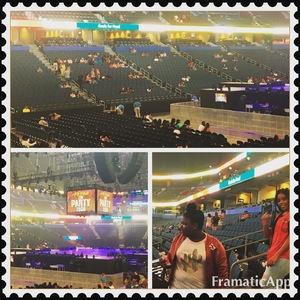 Tyechia attended Chris Brown the Party Tour With Fabolous, O.t Genasis and Kap G on Apr 16th 2017 via VetTix
