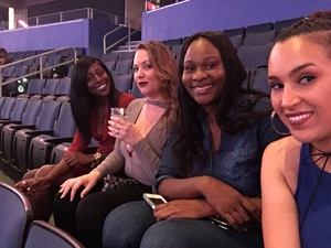 Toneil attended Chris Brown the Party Tour With Fabolous, O.t Genasis and Kap G on Apr 16th 2017 via VetTix