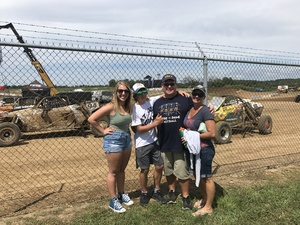 Frederick attended Torc: the Off-road Championship - Rumble at Redbud - Sunday on Aug 13th 2017 via VetTix