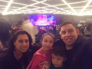 Miguel attended Circus 1903 - the Golden Age of Circus on Apr 7th 2017 via VetTix