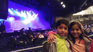 Rimesh attended Circus 1903 - the Golden Age of Circus on Apr 7th 2017 via VetTix