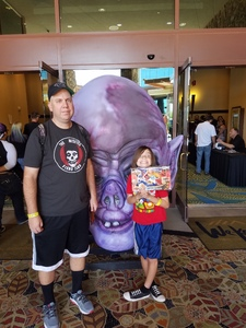 Anthony attended Mad Monster Party - Sunday on May 21st 2017 via VetTix