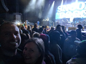 Bryon attended Snoop Dogg on Apr 16th 2017 via VetTix