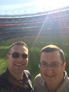 Michael attended New York Yankees vs. Toronto Blue Jays - MLB on May 3rd 2017 via VetTix