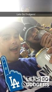 Brian attended Los Angeles Dodgers vs. Colorado Rockies - MLB on Apr 19th 2017 via VetTix