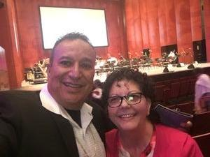 Isaac attended Fiesta Pops- Presented by the San Antonio Symphony on Apr 22nd 2017 via VetTix