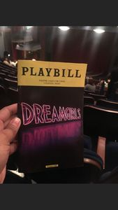 Troy attended Dreamgirls - Sunday Evening on Apr 16th 2017 via VetTix