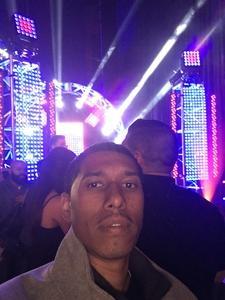 Brandon attended Bellator 178 - Straus vs. Pitbull 4 - Presented by Bellator MMA - Mixed Martial Arts on Apr 21st 2017 via VetTix