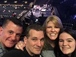 Patrick attended Bon Jovi - This House Is Not for Sale Tour on Apr 15th 2017 via VetTix