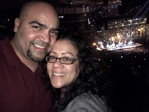Victor attended Bon Jovi - This House Is Not for Sale Tour on Apr 15th 2017 via VetTix