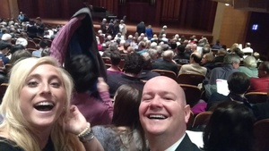 Don attended Leif Ove Andsnes and Marc - Andre Hamelin Distinguished Artist Series - Presented by the Seattle Symphony on Apr 24th 2017 via VetTix