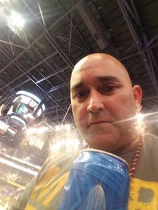 Sam attended Arizona Rattlers vs. Spokane Empire - IFL on Apr 22nd 2017 via VetTix